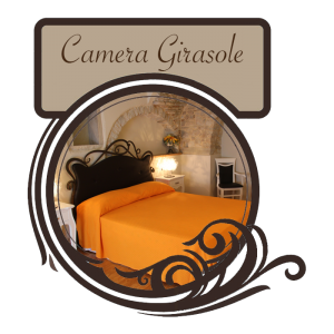 Camera Girasole - Affittacamere Bed and Breakfast Da Nonna Elisa a Roseto Valfortore