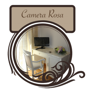 Camera Rosa - Affittacamere Bed and Breakfast Da Nonna Elisa a Roseto Valfortore